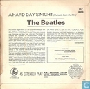 Schallplatten und CD's - Beatles, The - (Extracts from the Film) A Hard Day's Night