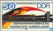 Bahn-Fährverbindung