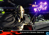 Dueling With General Grievous