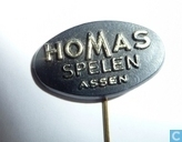 Homas Spelen Assen [zwart]