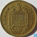 Spain 1 peseta 1975 (1979)