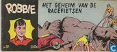 Comic Books - Robbie - Het geheim van de racefietsen