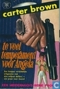 Books - Al Wheeler - Te veel temperament voor Angela