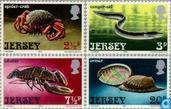 1973 Sea Creatures (JER 17)