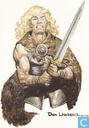 VERKEERDE RUBRIEK ---> STRIP-EXLIBRIS/PRENT Karl the Viking - De tovenaar van het moeras
