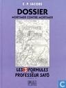 Dossier Mortimer contre Mortimer - Les 3 formules du professeur Satõ