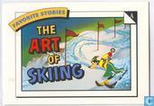 The Art Of Skiing / A crash landing!