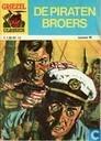 Bandes dessinées - Piraten broers, De - De piraten broers
