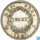 France 1 quart 1807 (A - naked head)