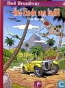 Comics - Bud Broadway - Het einde van Indië