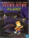 Comic Books - Simpsons, The - Heebie-Jeebie Hullabaloo