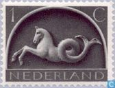 Postage Stamps - Netherlands [NLD] - Germanic symbols