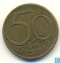 Autriche 50 groschen 1965
