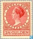 Postage Stamps - Netherlands [NLD] - Queen Wilhelmina - Type 'Veth'