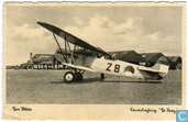 Den Helder. Landvliegtuig De Kooy