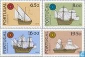 Ships Lubrapex-1980 exhibition (POR 318)