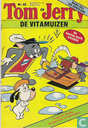 Strips - Tom en Jerry - De vitamuizen