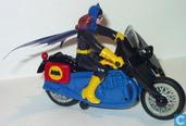 Batgirl Batcycle