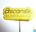Ascona onderkleding [yellow]