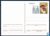 Carte postale-Porto augmentation/champignon.