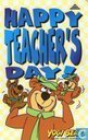 Happy Teacher's Day !