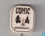 Comic pleisters (indianen) [zilver]