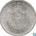 Monnaies - Roumanie - Roumanie 500 lei 1944