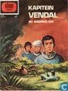 Comics - Kapitein Vendal - Het verdorven rijk