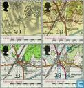 Cartes de pays de Hamstreet