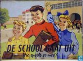 De school gaat uit - Wie speelt er mee ?