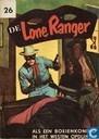 Comics - Einsame Ranger, Der - Als een boeienkoning in het Westen opduikt ...