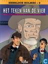 Bandes dessinées - Sherlock Holmes - Het teken van de vier