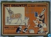 Het Grauwtje - Spel van den ezel en zijn staart