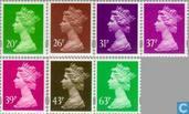 1996 Queen Elizabeth Machin-Decimal (GRB 387)