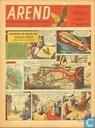 Comics - Arend (Illustrierte) - Jaargang 10 nummer 36