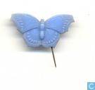 Vlinder [vaalblauw]