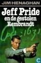 Jeff Pride en de gestolen Rembrandt