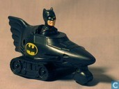 Batmissle with tracks McDonald's Happymeal