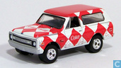 Modelauto's  - Johnny Lightning - Chevrolet Blazer 'Coca Cola'