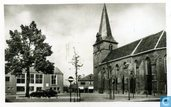 Ruurlo, Herv. Kerk. met Gemeentehuis