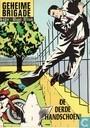 Comic Books - Derde handschoen!, De - De derde handschoen!