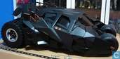 Movie Masterpiece Dark Knight Batmobile