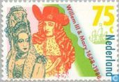 William III und Mary II-Stuart