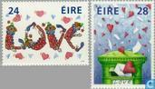 1988 LOVE stamps (IER 236)
