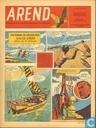 Bandes dessinées - Arend (magazine) - Jaargang 10 nummer 34