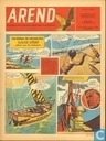 Comics - Arend (Illustrierte) - Jaargang 10 nummer 34