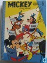 Comic Books - Mickey Magazine (tijdschrift) - Mickey Magazine album  6