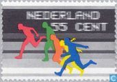 Postage Stamps - Netherlands [NLD] - 75 years K.N.A.U.