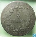 Frankrijk 5 francs 1812 (B)