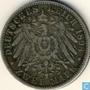 Prussia 2 mark 1898
